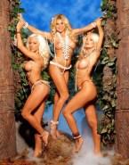 Jessica Simpson Hot Tits Lesbian Nsfw 001