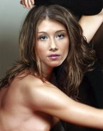 Jewel Staite Breasts Nsfw Fake 001