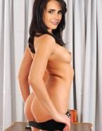 Jordana Brewster Undressing Sideboob Fake 001