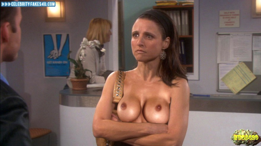 That julia louis dreyfus sex scene naked necessary the