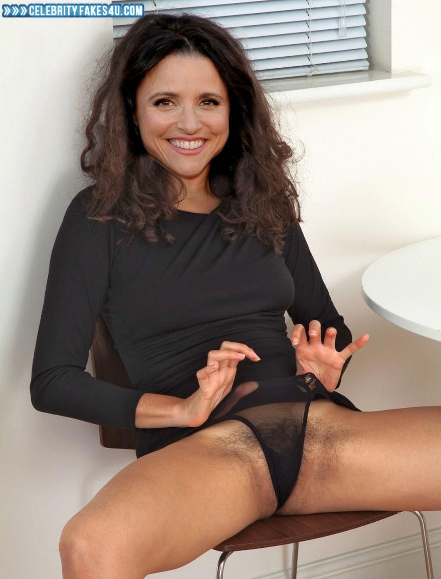 julia louis dreyfus g string horny porn fake 001