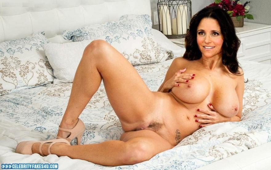Julia louis dreyfus naked pics