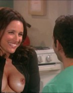 Julia Louis Dreyfus Perfect Tits New Adventures Of Old Christine Porn Fake 001