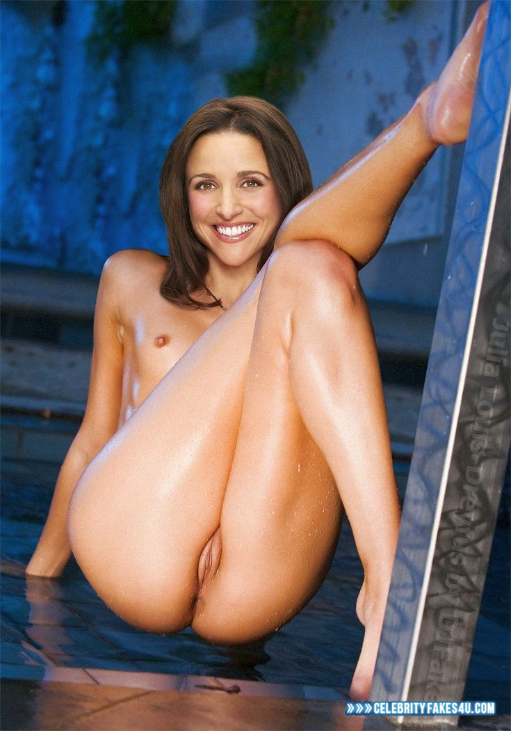 The Julia louis dreyfus wet pussy