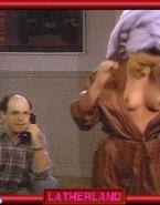 Julia Louis Dreyfus Titty Flash Seinfeld Nsfw Fake 001