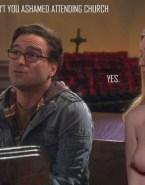 Kaley Cuoco Boobs Big Bang Theory Naked Fake 007