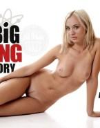 Kaley Cuoco Naked Body Big Bang Theory Fake 001