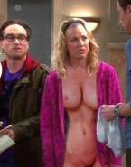Kaley Cuoco Nudes Big Bang Theory Fake 002