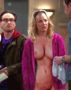 Kaley Cuoco Nudes Big Bang Theory Fake 002