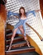 Karen Gillan Pantiless Tits Xxx Fake 001