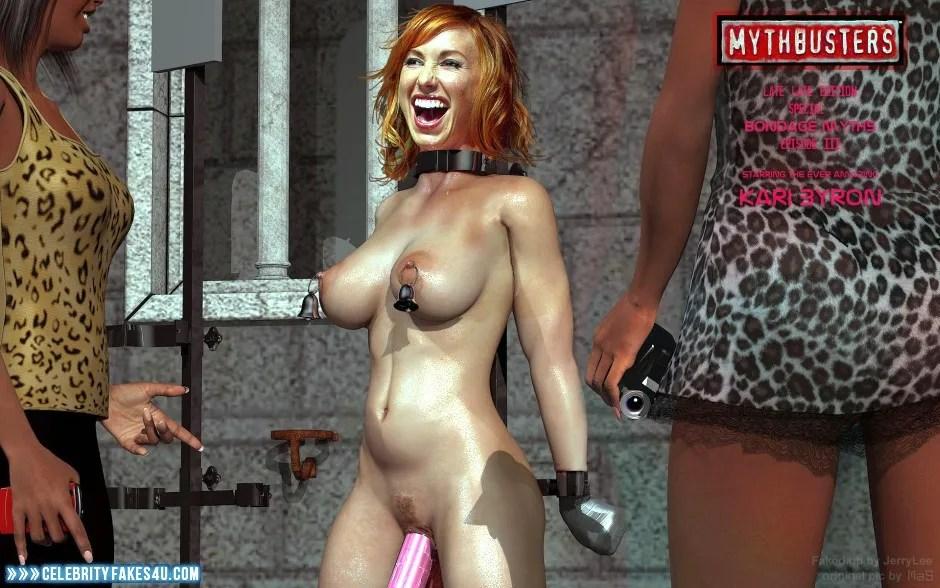 Kari Byron Nip Torture Bondage Fake 001  Celebrityfakes4Ucom-5911
