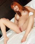 Kari Byron Topless Vagina Legs Spread Naked Fake 001