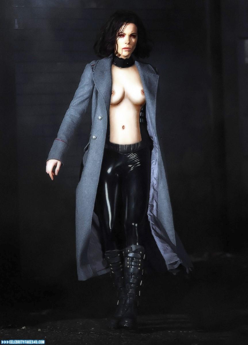 Kate Beckinsale Fake, Tits, Underworld (Film Series), Porn