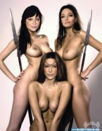 Kate Beckinsale Great Tits Lesbian 001