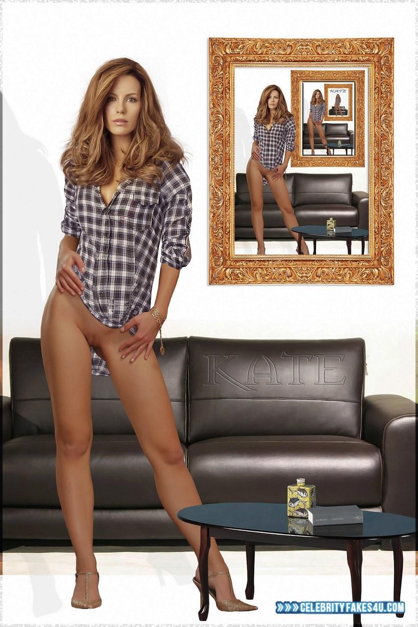 Kate Beckinsale Fake, Legs, Pantiless, Porn
