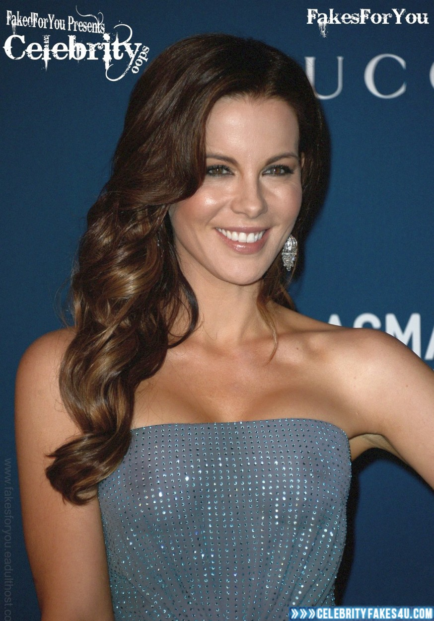 Kate Beckinsale Fake, Public, See-Thru, Tits, Porn