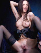 Kate Beckinsale Stockings Exposing Vagina Porn 001