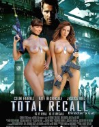 Kate Beckinsale Total Recall Movie Cover Fakes 001