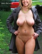 Kate Garraway Fully Nude Body Big Boobs 001