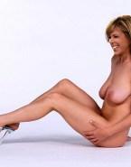 Kate Garraway Sexy Legs Topless 001