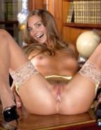 Kate Middleton Boobs Legs Spread 001