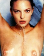 Katherine Heigl Wet Boobs Nude 001