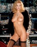 Katheryn Winnick Stockings Big Tits Fake 001