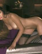 Katheryn Winnick Stockings Tits Naked Fake 001