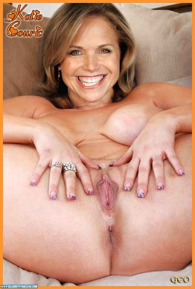 Katie couric naked sucking dick