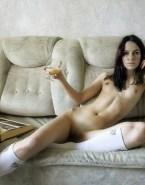 Keira Knightley Nude Body Small Tits 003