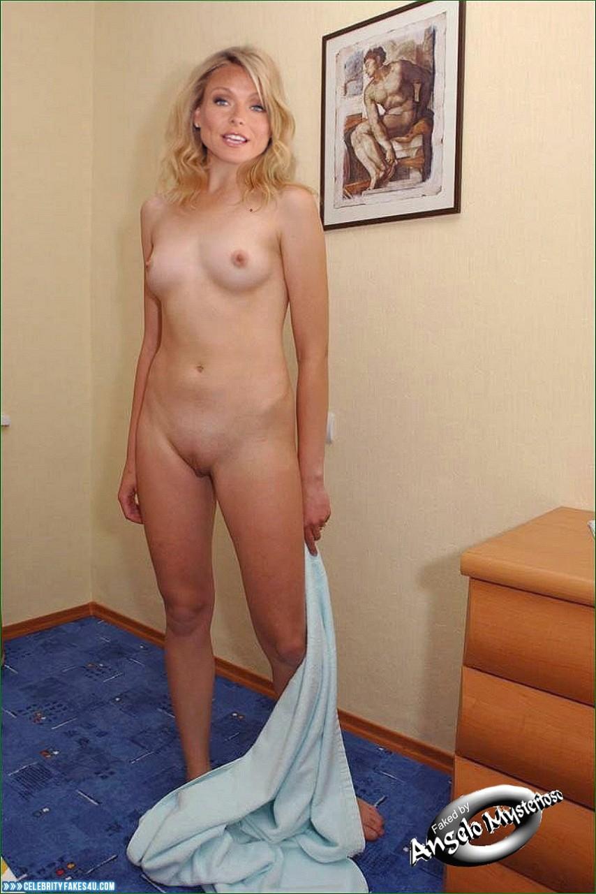 Kelly Ripa Fake Nude Porn