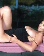 Kim Kardashian Horny Boobs Nsfw Fake 001