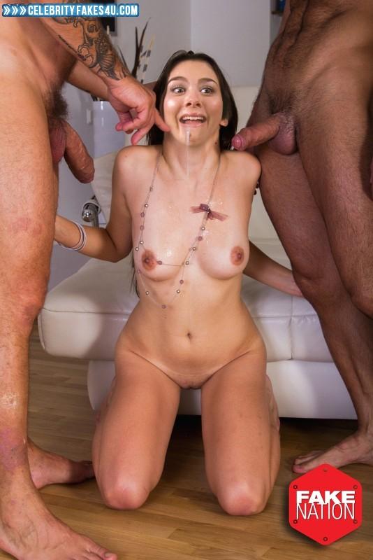 Kira Kosarin Fake, Gangbang, Nude, Tits, Porn