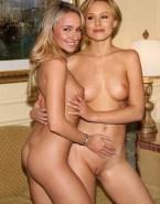 Kristen Bell Camel Toe Lesbian Porn 001