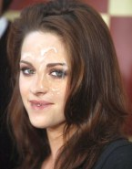 Kristen Stewart Cumshot Facial 002