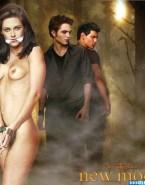 Kristen Stewart Twilight Bondage Fake 001