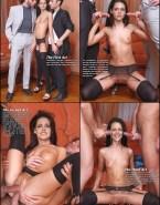Kristen Stewart Gangbang Cumshot Sex 001