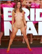 Kristen Wiig Public Nude Body Fake 001
