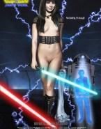 Ksenia Solo Star Wars Sideboob Nude 001