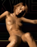 Kylie Minogue Nude Exposed Breasts 001