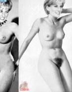 Lady Diana Hairy Pussy Naked Body 002