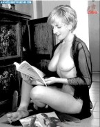 Lady Diana Lingerie Breasts Exposed Nsfw 001