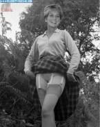 Lady Diana No Underwear Upskirt Porn 001