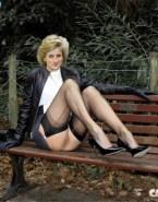 Lady Diana No Underwear Vagina Upskirt Xxx 001