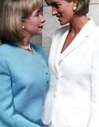 Lady Diana Rubs Pussy Lesbian Nude 001