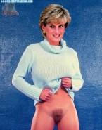Lady Diana Undressing Camel Toe Naked 001