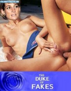 Lady Diana Beach Rubs Pussy Naked Sex 001