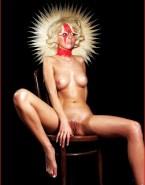 Lady Gaga Wet Vagina 001