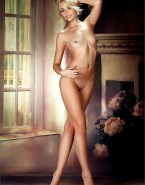 Laura Vandervoort Naked Body Small Boobs Fake 001