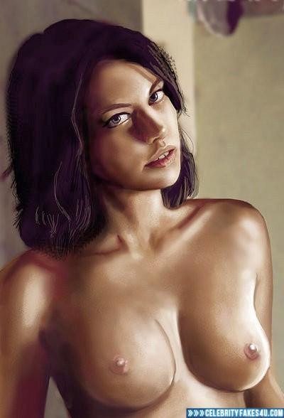 Lauren toon nude — pic 5